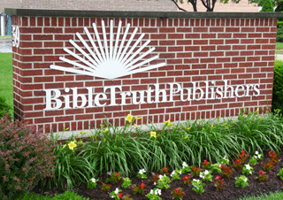 Bible Truth Publishers building sign