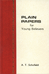 Plain Papers for Young Believers by Alfred Taylor Schofield