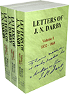 Letters of J.N. Darby by John Nelson Darby