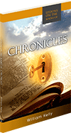 Lessons on Chronicles by William Kelly