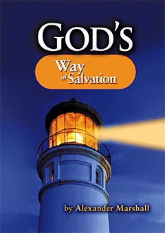 God's Way of Salvation by Alexander Marshall