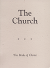 The Church: The Bride of Christ by Henry Edward Hayhoe