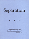 Separation by Gordon Henry Hayhoe
