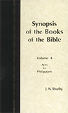 Synopsis of the Books of the Bible: BTP/Morrish Edition by John Nelson Darby