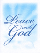Peace With God by SOS/McBeth