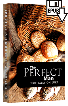The Perfect Man: Bible Talks on Luke