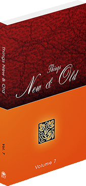 Things New and Old by Edited by Charles Henry Mackintosh & Charles Stanley