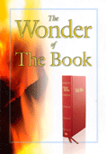 The Wonder of the Book by D. Hague
