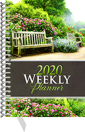 2020 Inspirational Weekly Planner: Pocket Edition
