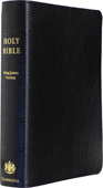Cambridge Clarion Paragraph Style Reference Bible: BKG by King James Version