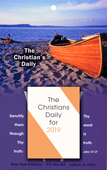 2019 Christian's Daily Calendar: Complete