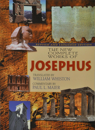 Josephus: New Complete Works by Trans. by W. Whiston
