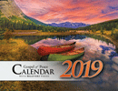 2019 The Gospel of Peace Scenic Appointment Calendar: With Monthly Verses for Believers