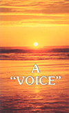 "Echoes of Grace: ""A Voice"""