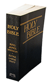 ABS Extra Large Print Text Bible: 100042 by King James Version