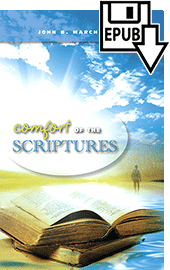 Comfort of the Scriptures by John B. Marchbanks