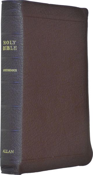 Oxford Brevier Clarendon Reference Bible: Allan 6 BR by King James Version