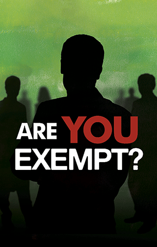 Are You Exempt?