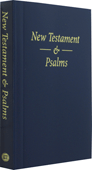 TBS Pocket New Testament and Psalms: 42/SBL by King James Version