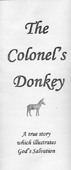 The Colonel's Donkey by John A. Kaiser