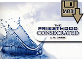 The Priesthood Consecrated by John Nelson Darby