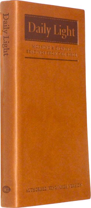 Daily Light, S  Bagster, KJV (#42091) - Bible Truth Publishers