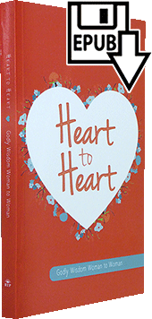Heart to Heart: Godly Wisdom, Woman to Woman by V. Hallowell & Others
