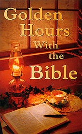 Golden Hours With the Bible: Dozen Pack