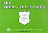 The Twenty-Third Psalm: Outline Texts Colouring Book #6 by TBS