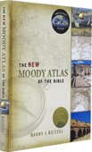 The New Moody Atlas of Bible Lands by Barry J. Beitzel
