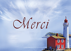 French Merci!: Thank You!