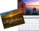 2019 Reflections Inspirational Appointment Calendar by King James Version