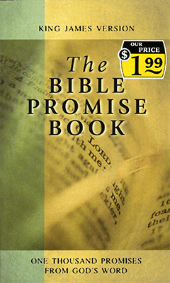The Bible Promise Book by K. Abraham