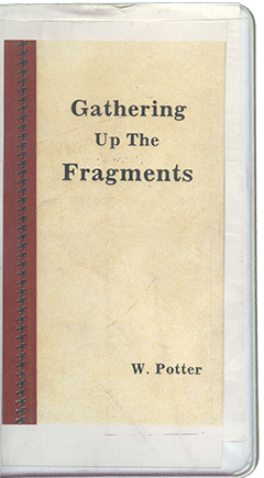 Gathering Up the Fragments by Walter Potter