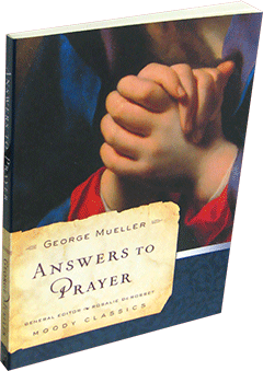 Answers to Prayer by G. Muller