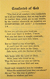 Comforted of God by Lois Beckwith