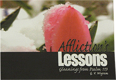 Affliction's Lessons by George Vicesimus Wigram