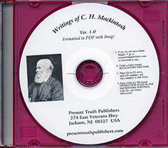 Writings of C.H. Mackintosh: Version 1.0 by Charles Henry Mackintosh