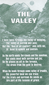 The Valley: The God of All Comfort