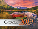 2019 English The Gospel of Peace Scenic Appointment Calendar: Special Imprint Edition