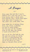 A Prayer by Amy Wilson Carmichael