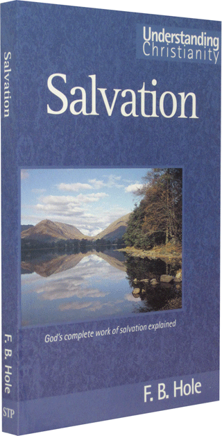 Salvation by Frank Binford Hole