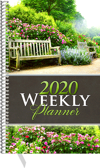 2020 Inspirational Weekly Planner: Personal Edition