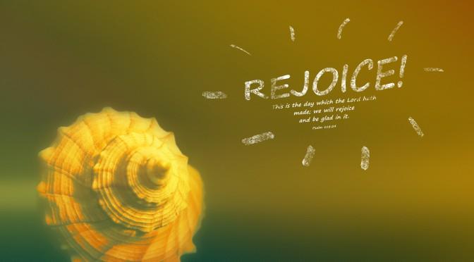 Shell 3–Psalm 118:24–Wallpaper