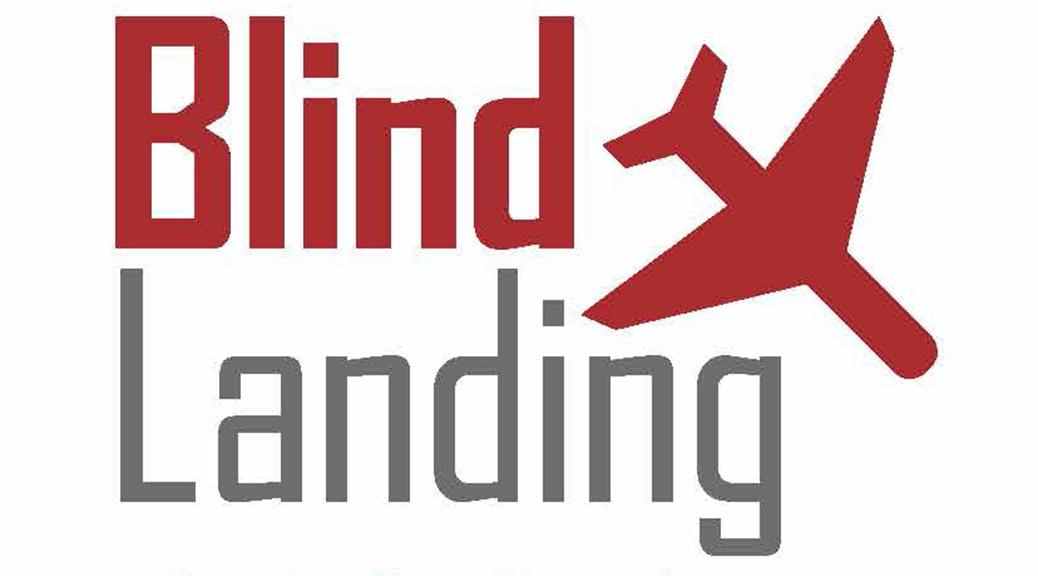 Blind Landing–Large Print Tract
