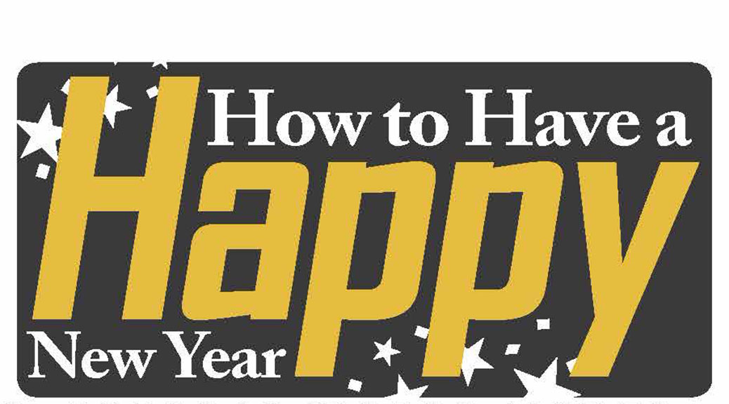 How to Have a Happy New Year–Large Print Tract