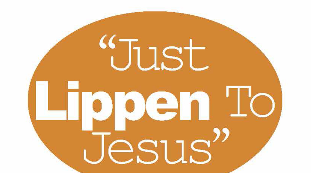 Just Lippen to Jesus–Large Print Tract
