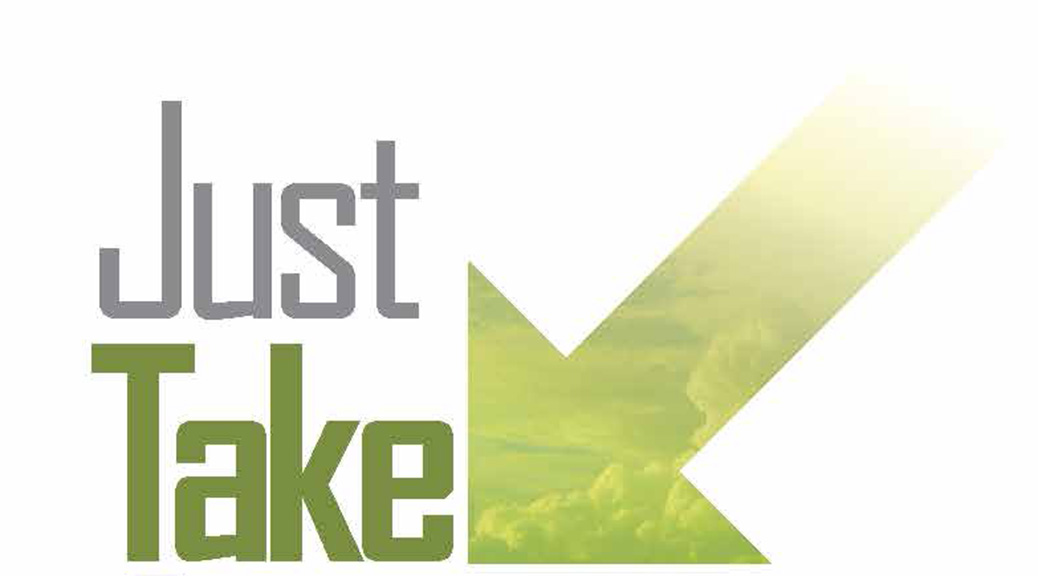 Just Take It–Large Print Tract