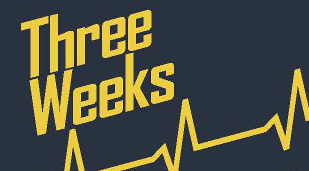 Three Weeks To Live–Large Print Tract