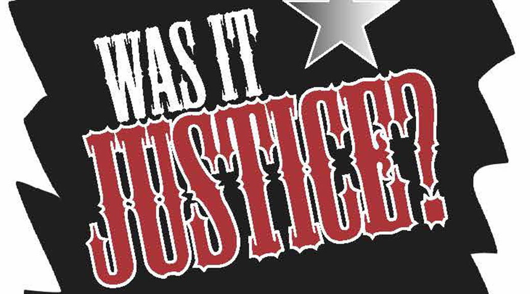 Was It Justice?–Large Print Tract